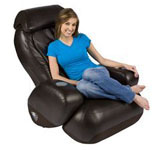 iJoy 2580 Massage Chair Recliner by Human Touch
