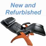 Manual Series 2 Perfect Chair Zero Gravity Recliner by Human Touch