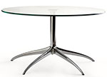 Stressless Large Urban Glass Table